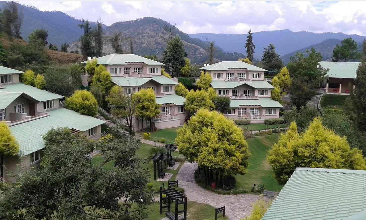 Club Mahindra - Binsar