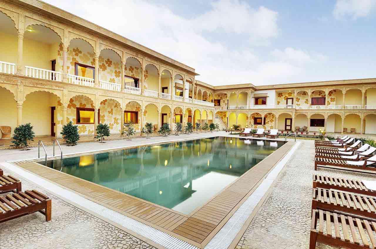 Club Mahindra - Jaisalmer