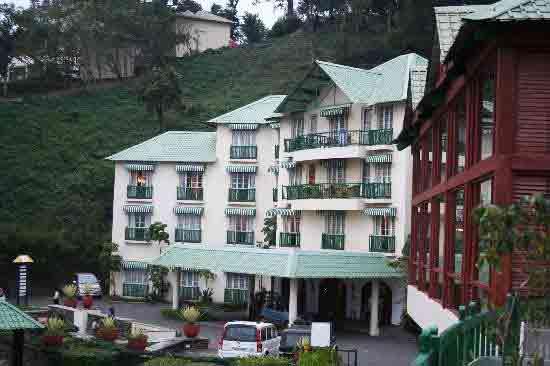 Club Mahindra - Munnar