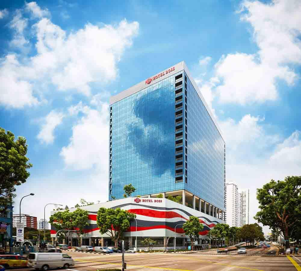 Hotel Boss - Singapore