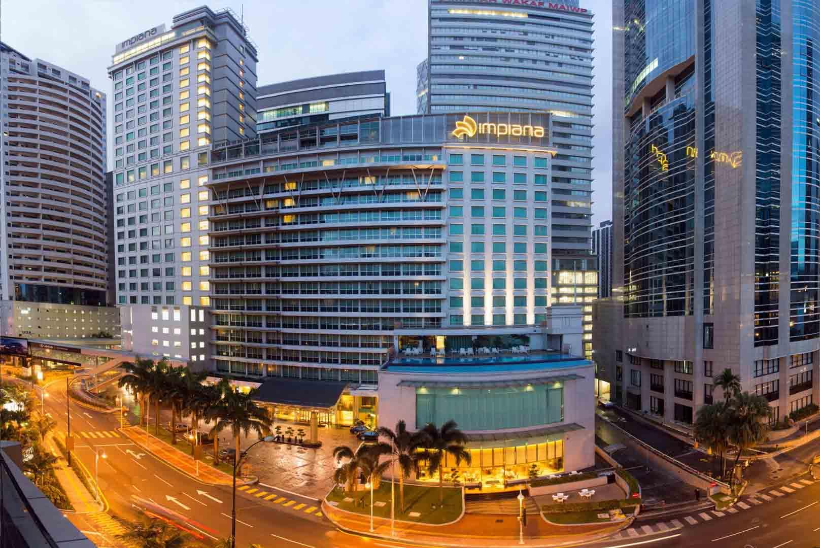 Impiana KLCC - Kuala Lumpur