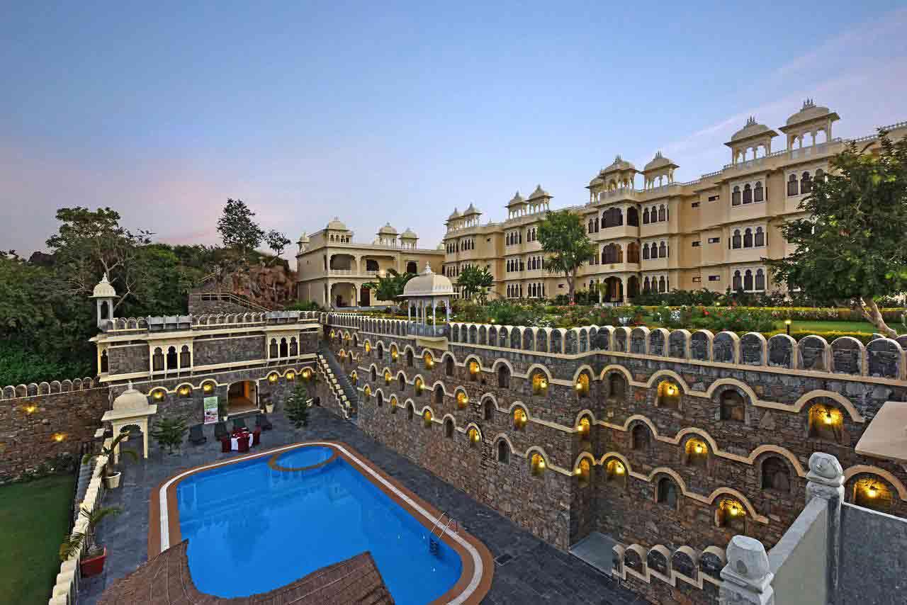 Kumbha Baug - Kumbhalgarh