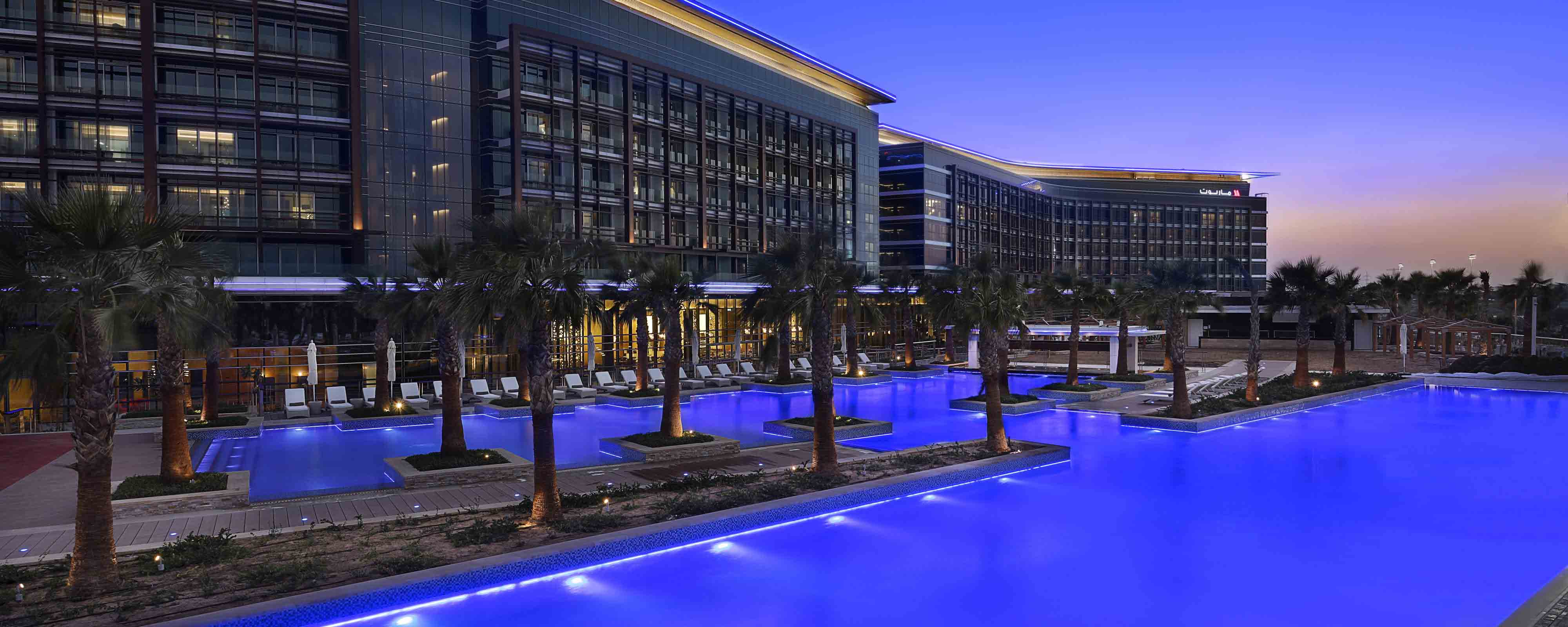 Marriot - Abu Dhabi