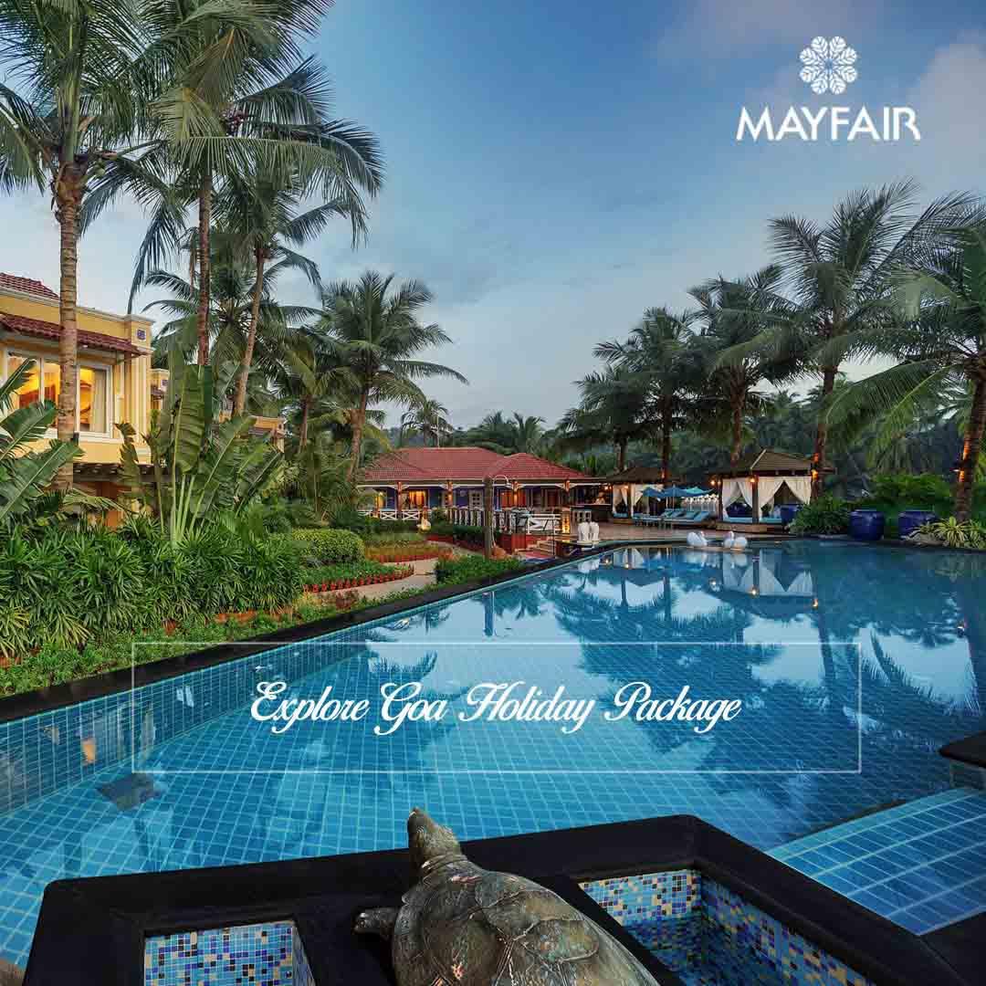 Mayfair Hideaway - Goa