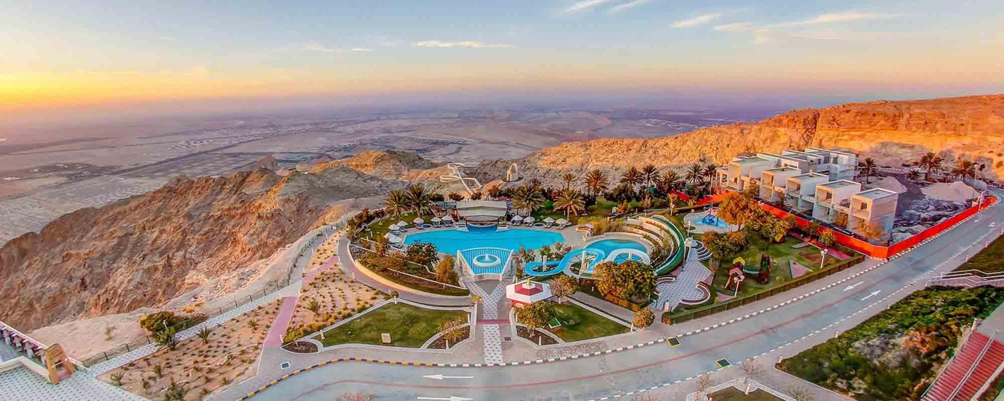 Mercure Grand - Jebel Hafeet Al Ain