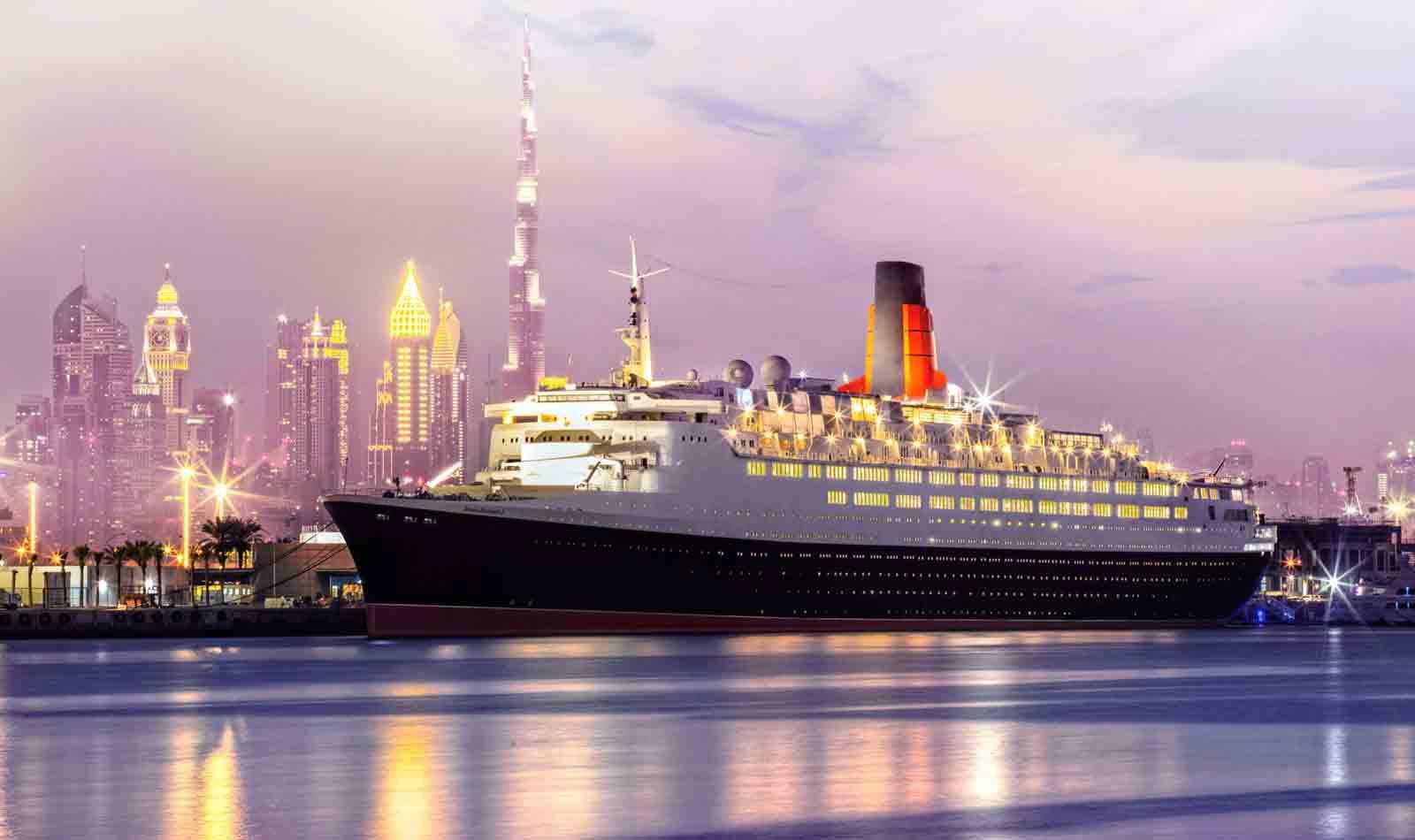 Queen Elizabeth - Dubai