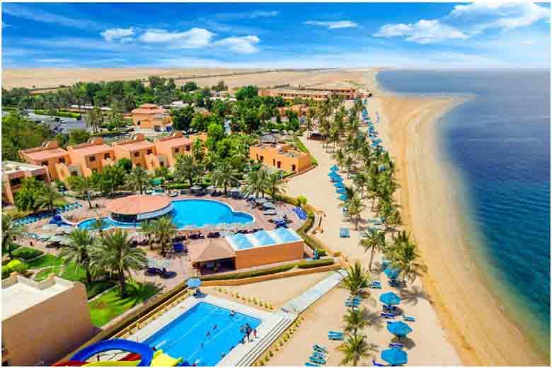 Smartline Bin Majid Resort - Ras Al Khaimah