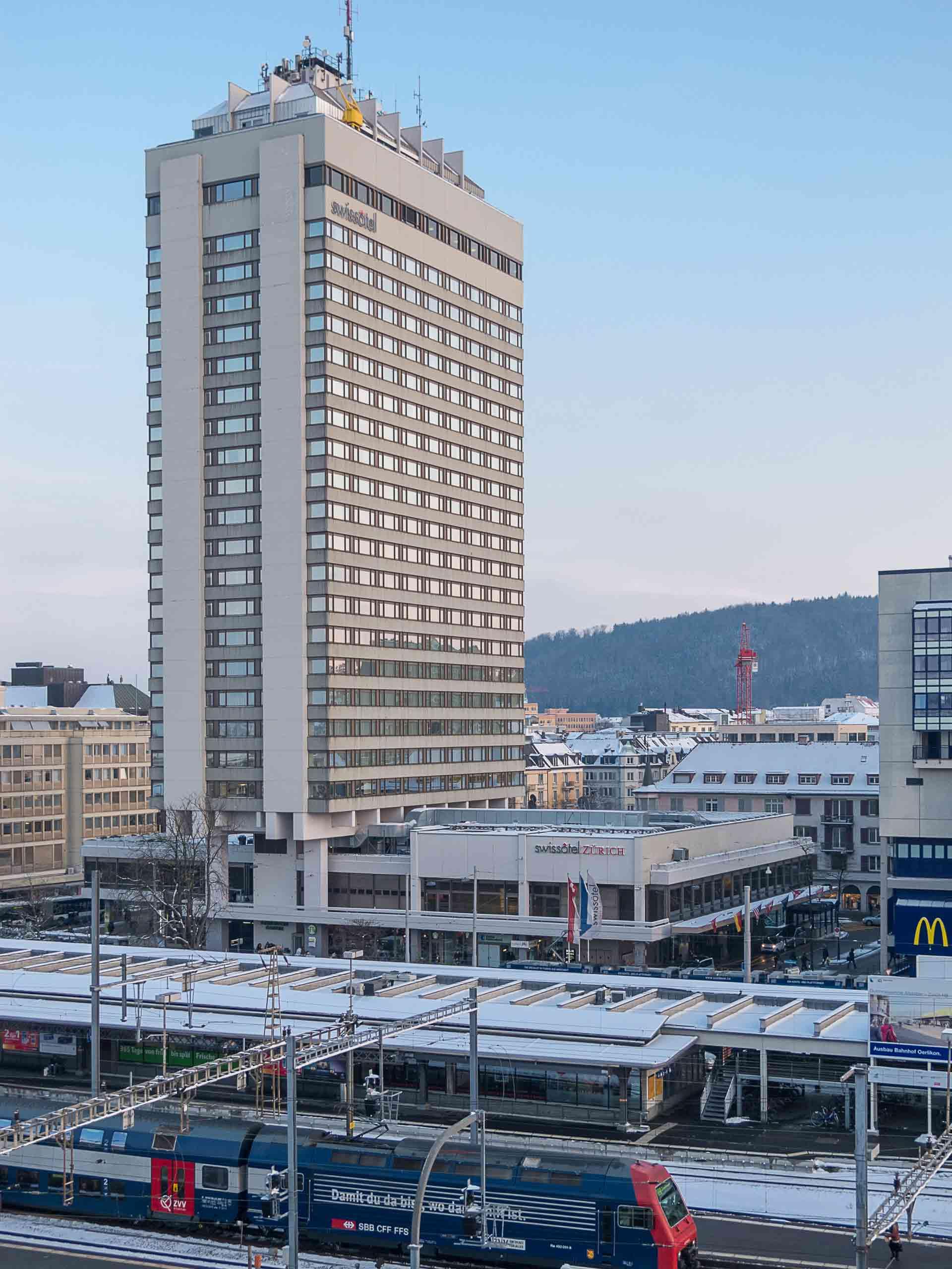 Swissotel - Zurich
